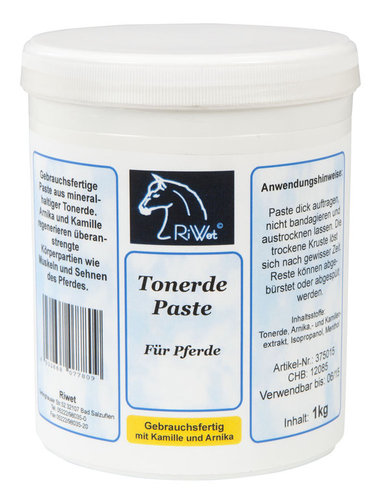 Tonerde Paste, 1000 ml